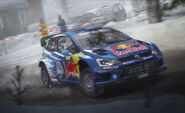 DirtRally PoloRally Sweden 4