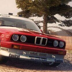 BMW M3 Rally