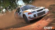 Dirt4 Evo6 Australia 9