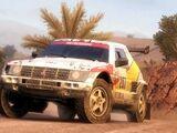 Mitsubishi Pajero Dakar 1993