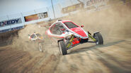 Dirt4 Crosskart California 1