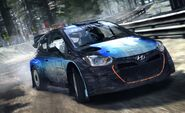 DirtRally i20Rally Sweden 2