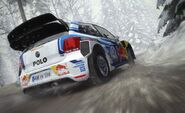 DirtRally PoloRally Sweden 5