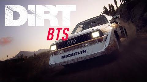 French co-driver reveal DiRT Rally 2