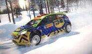 Dirt4 FiestaR5 Sweden 2