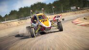 Dirt4 Crosskart Loheac 1