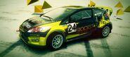 Dirt3 FiestaRX CarViewer