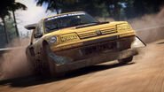 DirtRally2 Peugeot205RX Latvia 2
