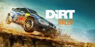 DirtRally KeyArt