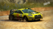 Mitsubishi Eclipse GT - Rally