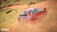 Dirt4 Evo6 Australia 3