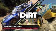 Dishing the DIRT The Next Level of Off-Road Racing Games Codemasters