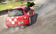 DirtRally ClioS1600 Holjes 1