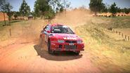 Dirt4 Evo6 Australia 5