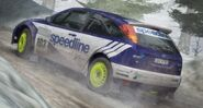 DirtRally Focus2001 Sweden 2