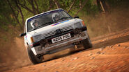 Dirt4 205GTI Australia 2
