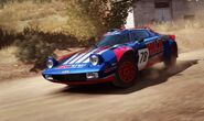 DirtRally LanciaStratos Greece 1