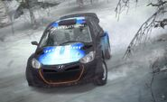 DirtRally i20Rally Sweden 1