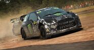 DirtRally DS3 Lydden 5
