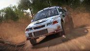 Dirt4 Evo6 Australia 10