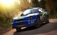 DirtRally Impreza2001 Finland 2