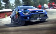 DirtRally PoloRally Sweden 3