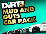 Mud & Guts Car Pack