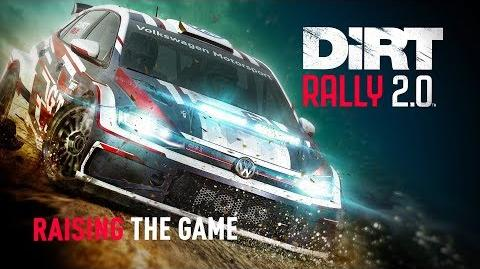 Raising the Game DiRT Rally 2