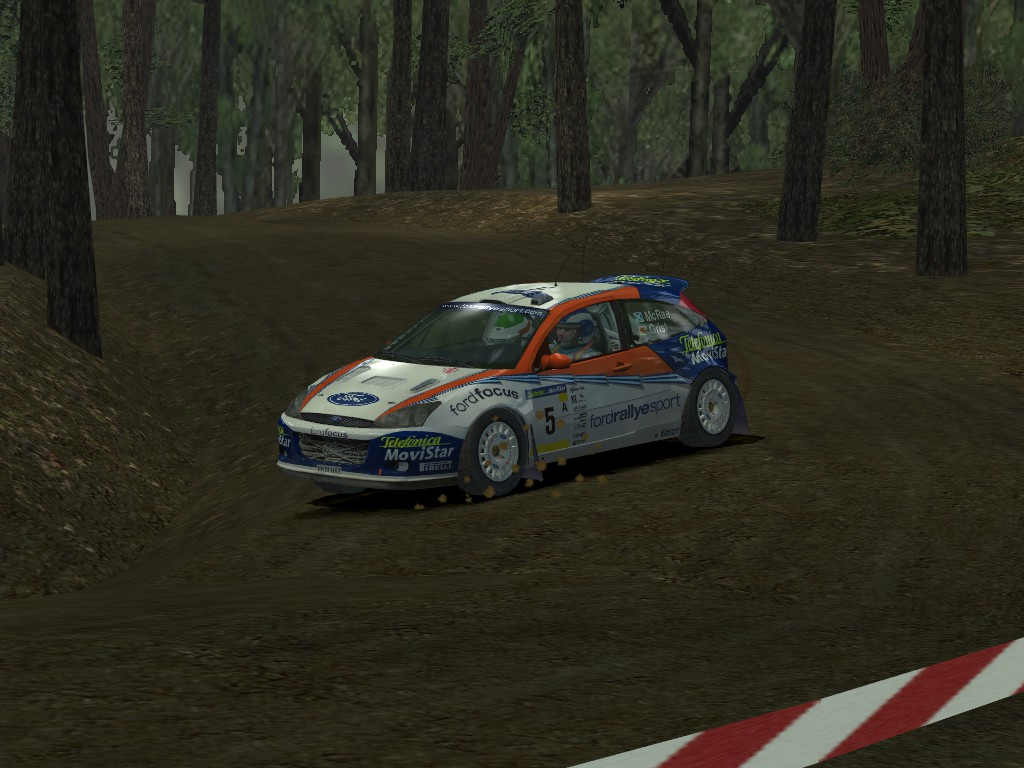 Ford Focus WRC '01/'02/RS