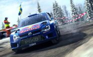 DirtRally PoloRally Sweden 1