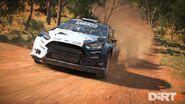 Dirt4 FiestaR5 Australia 4