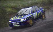 DirtRally Impreza1995 Finland 1