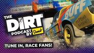 DIRT 5 DIRT Podcast by Donut Media Tune in, race fans!