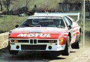 M1Procar AlpinBehra 1984