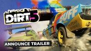 DIRT 5 Official Announce Trailer Launching October 2020 UK