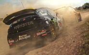 DirtRally DS3 Lydden 4