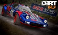 DirtRally LanciaStratos Germany 1