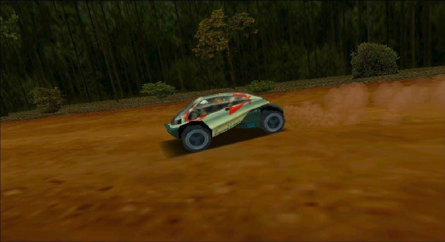 Millennium 4 Rallye Special