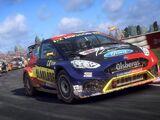 Ford Fiesta Rallycross (Mk8)