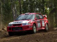 1999 Mitsubishi Lancer Evolution VI WRC
