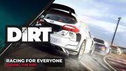 Racing for Everyone Dishing the DIRT Codemasters