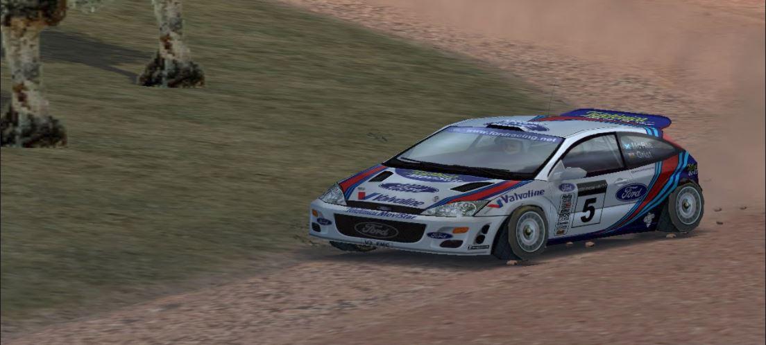 Ford Focus WRC 2000