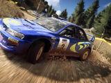 Subaru Impreza S4 Rally