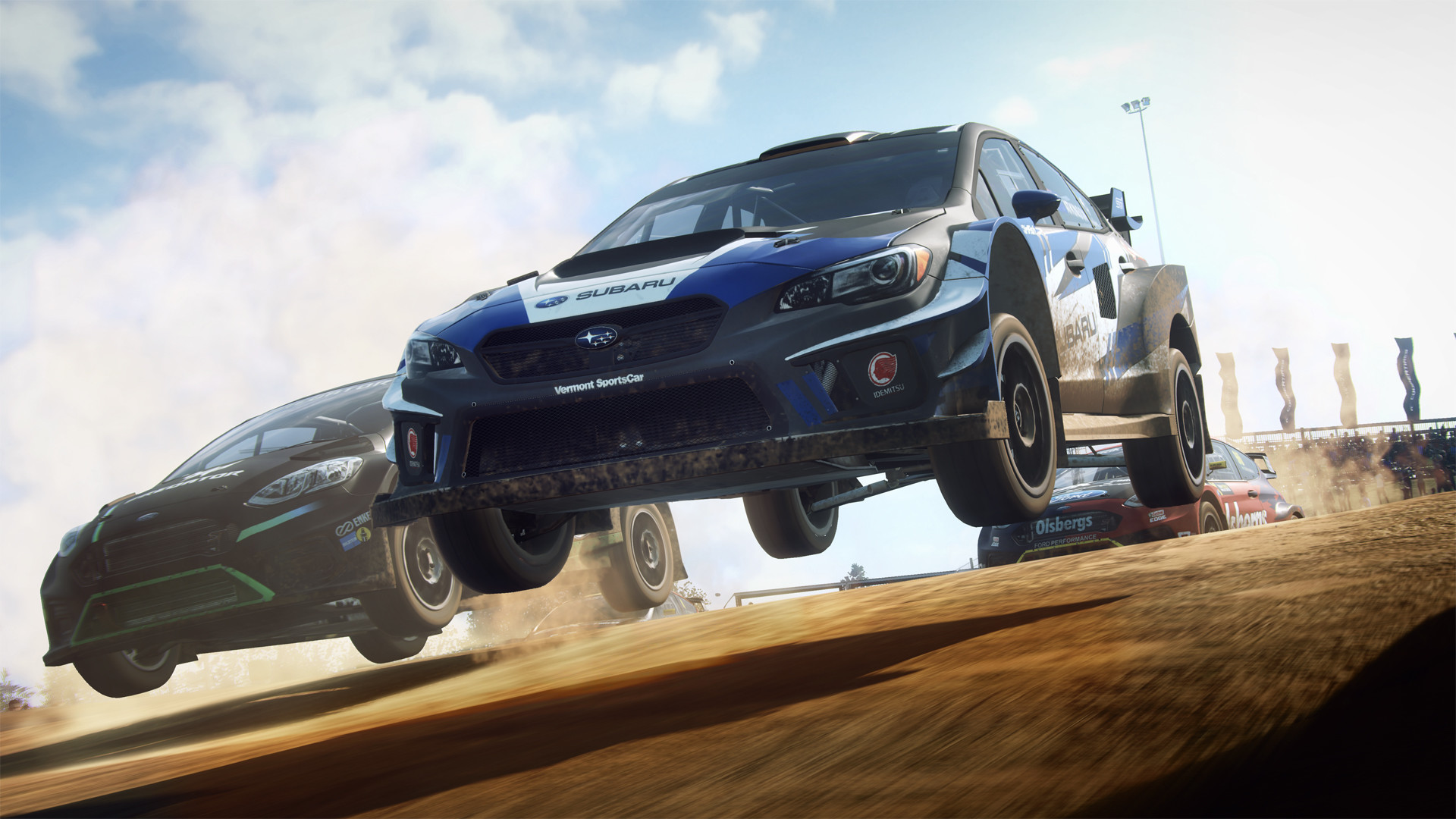 Subaru WRX STI RX