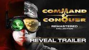 Официальный видеоанонс Command & Conquer™ Remastered Collection
