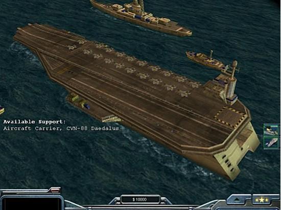 Aircraft carrier (Generals)