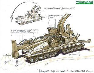 Concept art (tank)