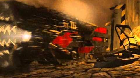 C&C Tiberian Sun - Devil's Tongue Flame Tank