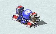 Tesla reactor in Snow Theater