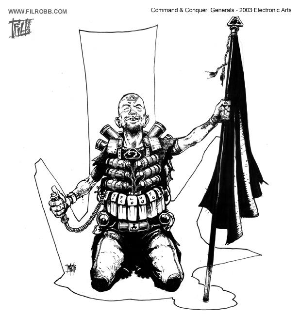 Fanatics (Tiberian Incursion)